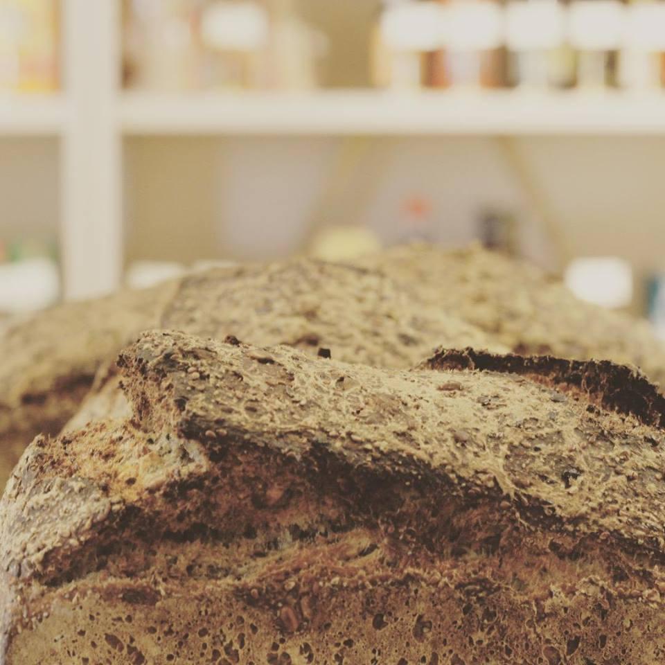 the gourmand tam tahıllı ekmek